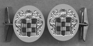 #42 Cuff Links for Abasgoitia