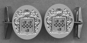 #42 Cuff Links for Aboyne