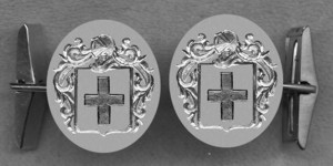 #42 Cuff Links for Agis