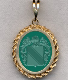 #87 with Green Onyx for Alfenberch