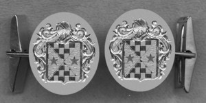 #42 Cuff Links for Algaria