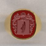 #2 with Carnelian for Alighieri