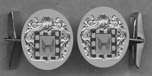 #42 Cuff Links for Almugaver
