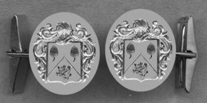 #42 Cuff Links for Bally