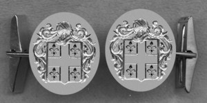 #42 Cuff Links for Banks
