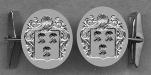 #42 Cuff Links for Basset