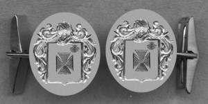 #42 Cuff Links for Beckensaw