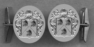 #42 Cuff Links for Becket