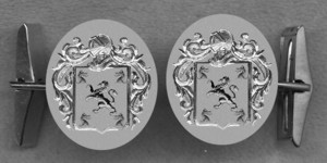 #42 Cuff Links for Bejarano