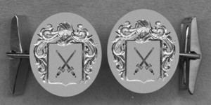 #42 Cuff Links for Benvenuti