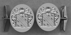#42 Cuff Links for Borghini