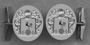 #42 Cuff Links for Bruges
