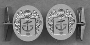 #42 Cuff Links for Bruyningh