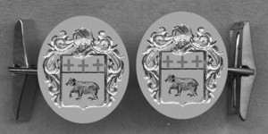 #42 Cuff Links for Cahors