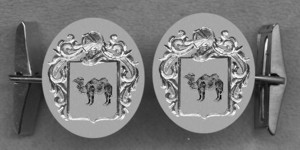 #42 Cuff Links for Camel