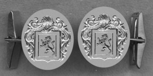 #42 Cuff Links for Champion