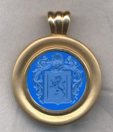 #76 with Blue Onyx for Champion
