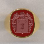 #2 with Carnelian for Clough