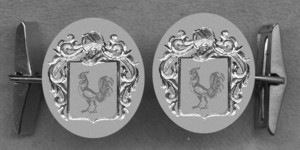 #42 Cuff Links for Cocquerie