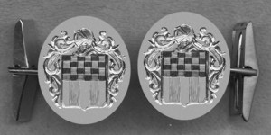 #42 Cuff Links for Desclergues