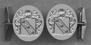 #42 Cuff Links for Edgcumbe