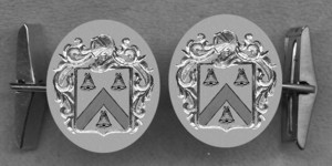 #42 Cuff Links for Exeter
