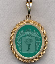 #87 with Green Onyx for Finnarty