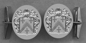 #42 Cuff Links for Fordham