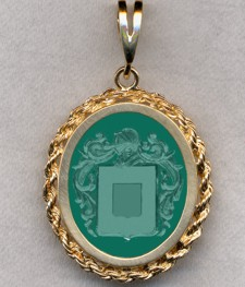 #87 with Green Onyx for Fulthorpe