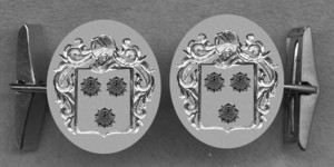 #42 Cuff Links for Gewanden