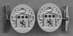 #42 Cuff Links for Gondallier
