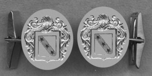 #42 Cuff Links for Gottisheim