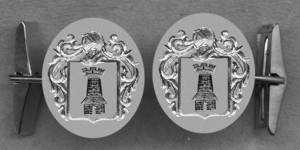 #42 Cuff Links for Gracht
