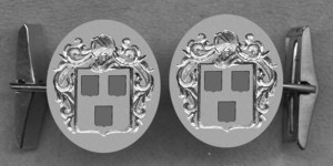 #42 Cuff Links for Grandvillars