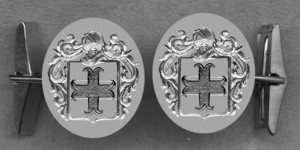 #42 Cuff Links for Grante