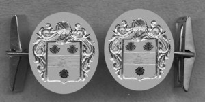 #42 Cuff Links for Gratinot