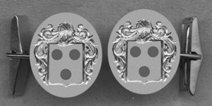 #42 Cuff Links for Gronsfeld