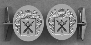 #42 Cuff Links for Grooteclaes