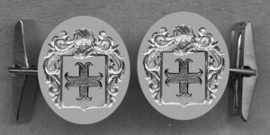 #42 Cuff Links for Groseliers