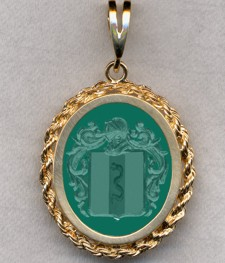 #87 with Green Onyx for Grynaeus