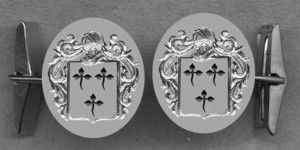 #42 Cuff Links for Guerillot
