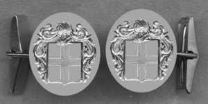 #42 Cuff Links for Guitte