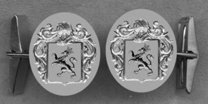 #42 Cuff Links for Habsburg