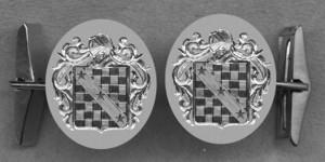 #42 Cuff Links for Haffenden
