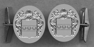 #42 Cuff Links for Hallirand