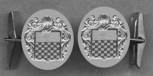 #42 Cuff Links for Hamberbras