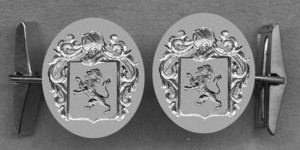 #42 Cuff Links for Harpenans