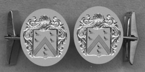 #42 Cuff Links for Hartshill
