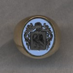 #5 with Bicolor Agate for Kaetsner