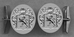 #42 Cuff Links for Lion